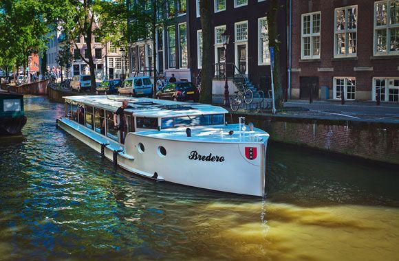 Citytender Bredero - Boot huren Amsterdam