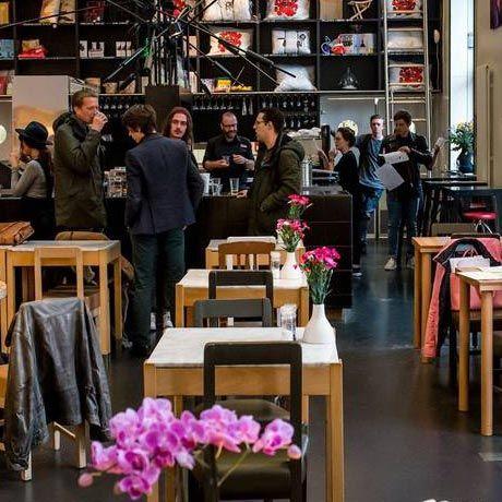Restaurants in Amsterdam aan het water - Lloyd Hotel