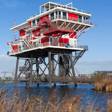 Restaurants in Amsterdam - REM Eiland