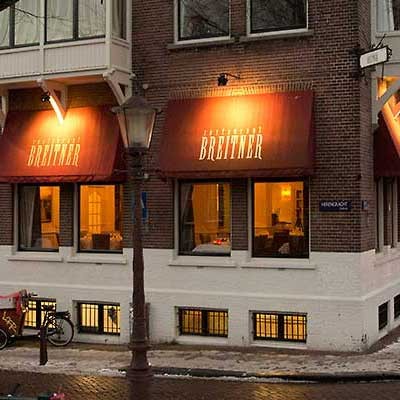 Restaurants in Amsterdam - Breitner