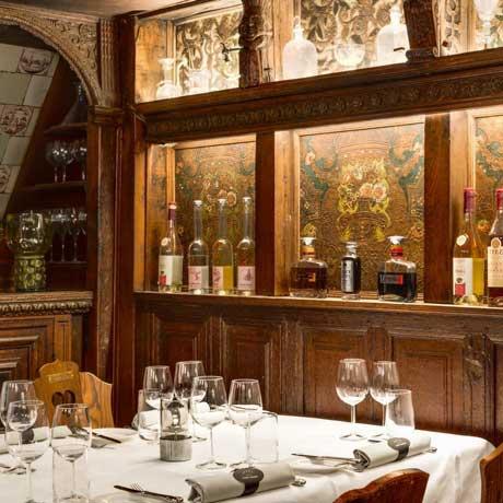 Restaurants in Amsterdam - d'Vijff Vlieghen
