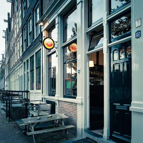 Restaurants in Amsterdam - De Gouden Reael