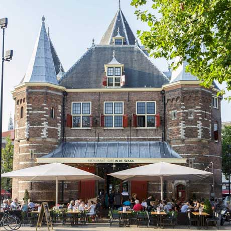 Restaurants in Amsterdam - In de Waag