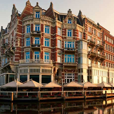 Restaurants in Amsterdam - De L'Europe