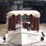 Salonboot Najade Amsterdam