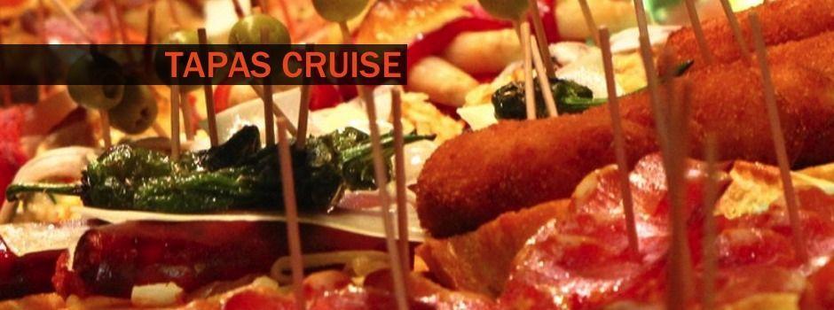 Tapas Cruise Amsterdam