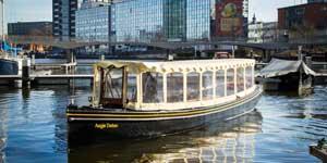 Salonboot huren Amsterdam - Aagje Deken