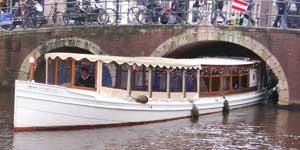 Salonboot huren Amsterdam - Proost van Sint Jan