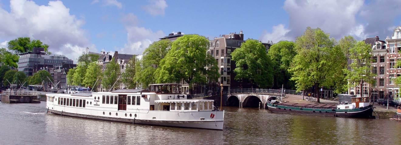 Kies voor uw feest voor een unieke locatie: het Wapen van Amsterdam