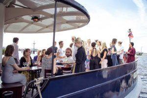 Borrelboot Amsterdam - De gezelligste Amsterdamse borrelboot