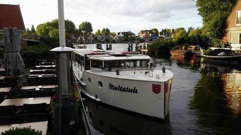City tender Multatuli - Ouderkerk a/d Amstel