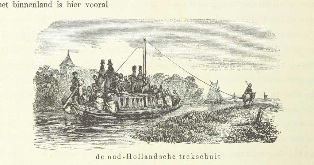 Oudst varende passagiersboot van Nederland