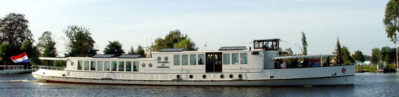 175-persoons Salonschip Wapen van Amsterdam