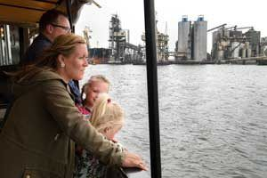 Havenrondvaart Amsterdam 2017