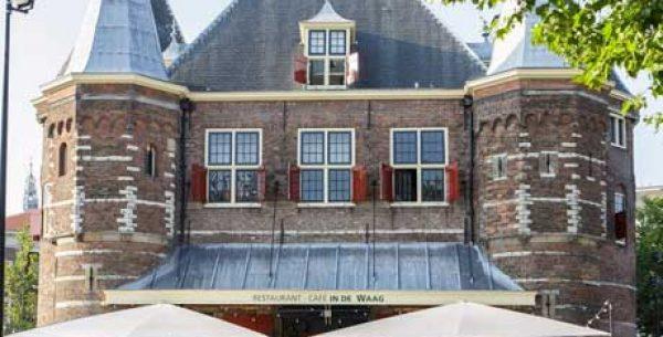 Restaurants in Amsterdam - In de Waag