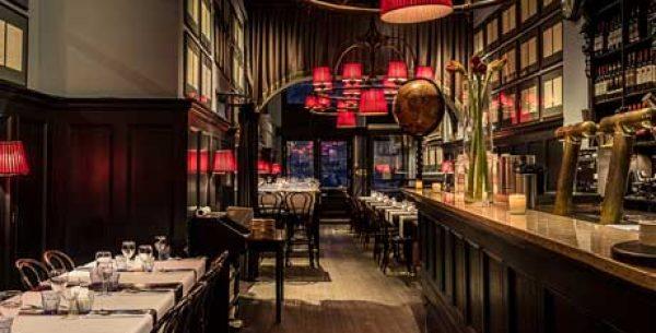 Restaurants in Amsterdam - Van Puffelen