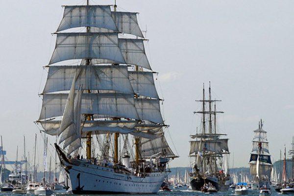 Sail Amsterdam 2015 - Sail Out - Sail Thank You Parade